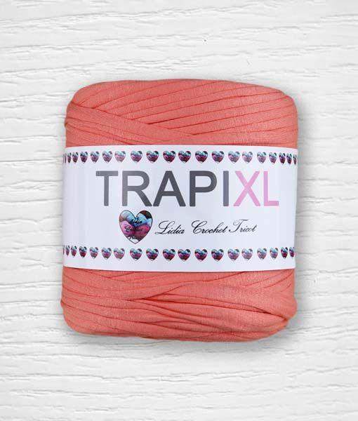 Trapixl Trapilho De Très Bonne Qualité Lidia Crochet Tricot