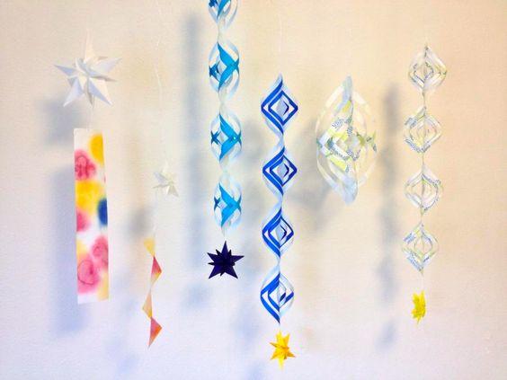 クリスマス 折り紙 折り紙 クリスマス オーナメント : pinterest.com