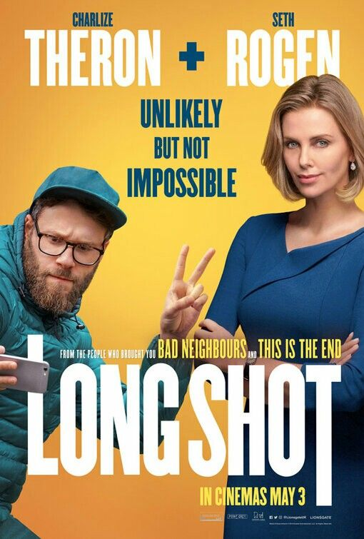 New Poster For The Comedy Long Shot Longshot Movieposter
