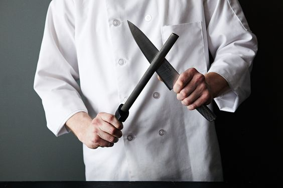 How to Sharpen Your Knives, Any Which Way