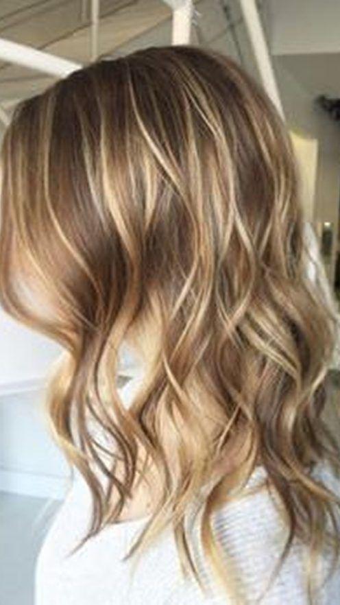 32 Fun Summer Hair Colors For Brunettes Blondes 2019 Brunette