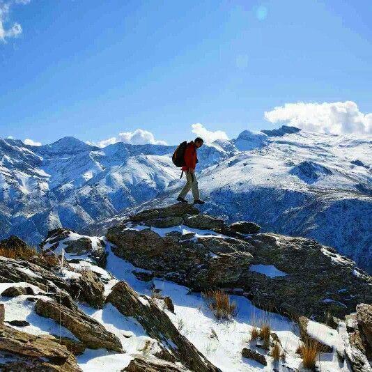 """""""Un grano de frío"""" Desgranando #Granada #Andalucia #turismo #tumejortu #grxperience"""