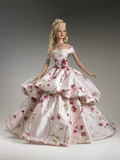 I really want this Barbie.