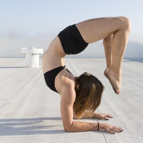 how to become flexible for yoga
