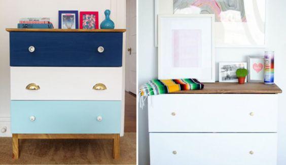 Pinterest le catalogue d 39 id es for Peut on peindre un meuble vernis