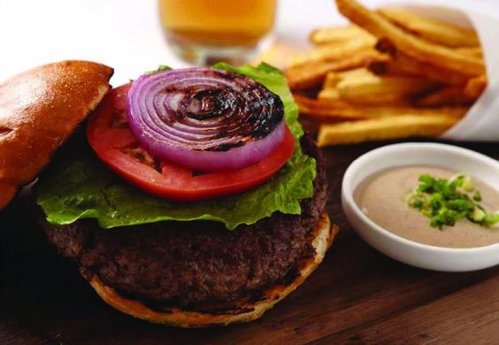 Porcini Burgers are the kind of burger you really need to eat all year long.