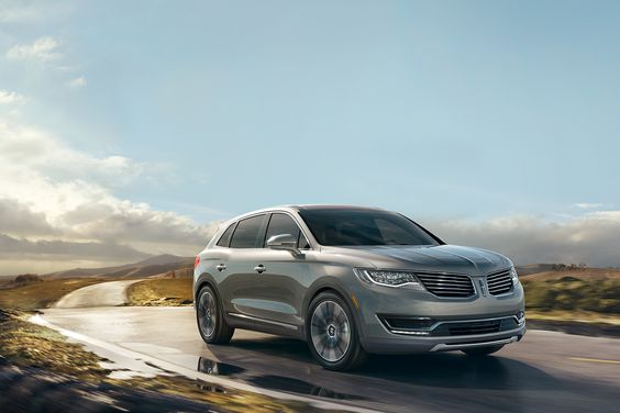All-New Lincoln MkX Leaks Out Before NAIAS