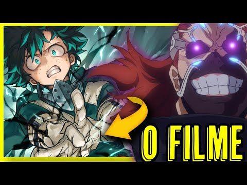 Boku No Hero Filme Two Heroes Online Completo Dublado E Legendado