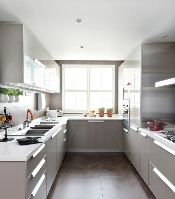 Best Images Small u shaped kitchens ideas | U shape kitchen designs pictures
