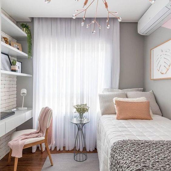 35+ Increíbles Ideas de Habitaciones para Chicas Adolescentes