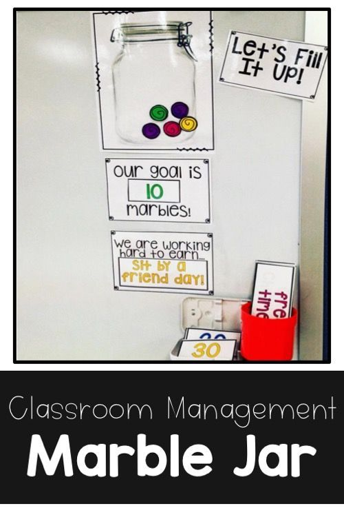 Classroom Management Tool Fill Up The Marble Jar Classroom Management Tool Classroom Expectations Teaching Classroom Management