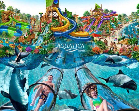 Aquatica San Antonio Is Located In San Antonio Texas The