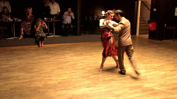 Juan Martin Carrara & Stefania Colina - Musikhuset, Gävle, Sweden 5/10 - 13 1/4