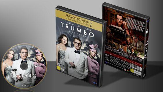 Trumbo - Lista Negra - Capa | VITRINE - Galeria De Capas - Designer Covers Custom | Capas & Labels Customizados
