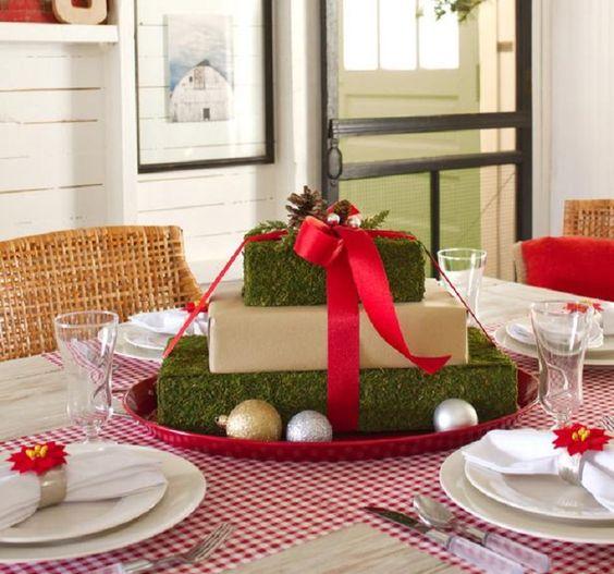 Top 10 DIY Festive Christmas Centerpieces - Top Inspired