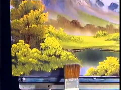 Tv Maler Bob Ross Wie Der Menschenfreund Zum Weltstar Wurde