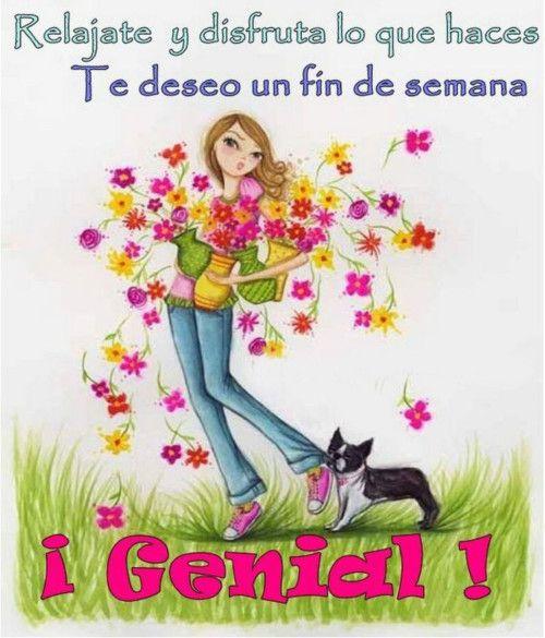 Feliz Fin De Semana Mi Amor En Imagenes Con Frases Bonitas