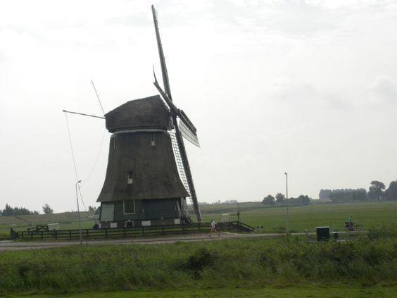 day trip from Amsterdam to Vollendam and Marken