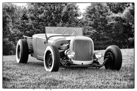 Feature: Built, Not Bought 1926 RPU See the full article here: