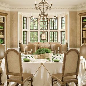 Greystone Estate: Dining Rooms, Dining Area, Dining Table, Dinning Room, Bay Windows, Round Table, Diningroom, Dining Spaces