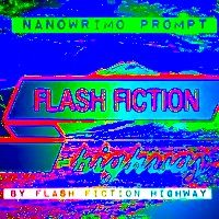Flash Fiction Highway Prompt, Oct 31 by Meg Pokrass: mild, mouth, clip, break, fling, angle