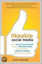Yes, you do have to be liked by everyone! Real friends communicate with honesty, listen closely, and aren't afraid to admit when they're wrong. If you want to succeed in social media, you have to behave the same way. Likeable Social Media provides 18 strategies for creating an authentic brand personality through Facebook and other social media platform.