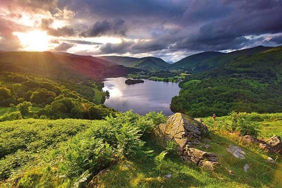 Grasmere, Lake District, Beatrix Potter