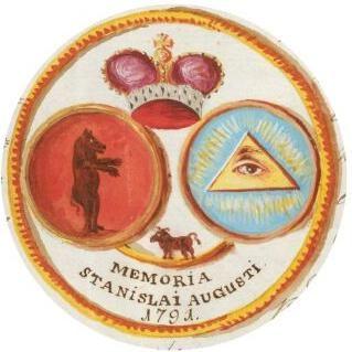 Šiauliai - COA in 1792