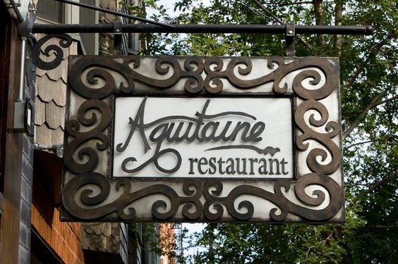 Aquitaine - CHRITIQUES - Restaurants. Products. Events.