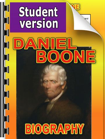 Explore the life and times of Daniel Boone, an important figure in the early history of Kentucky state, and who blazed a trail through the Cumberland Gap to open up the frontier westwards