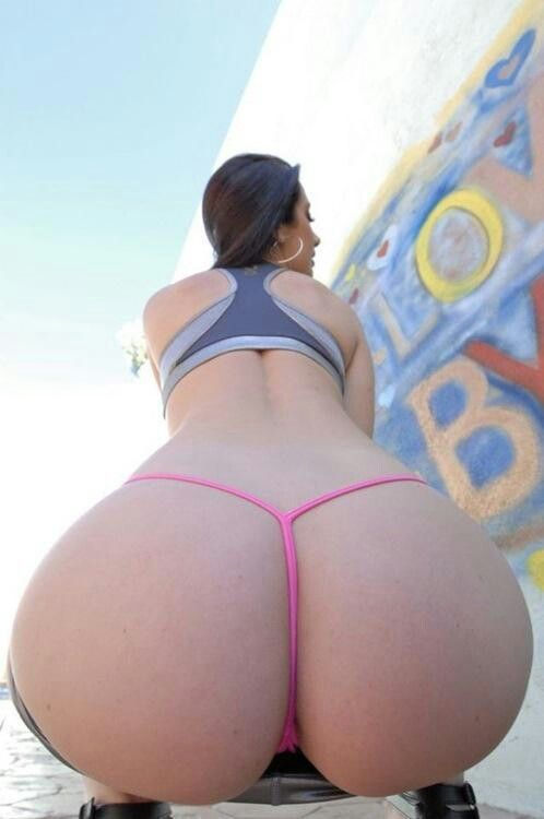 Latina ass thong beautiful sexy