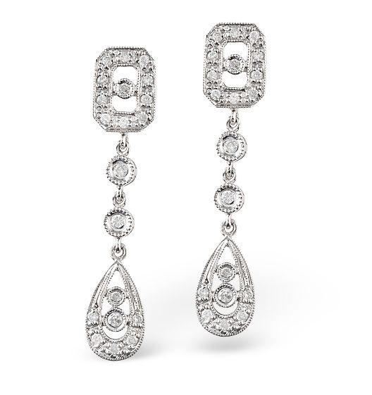 Top 10 Earrings for your Wedding Day | Wedding Sparrow