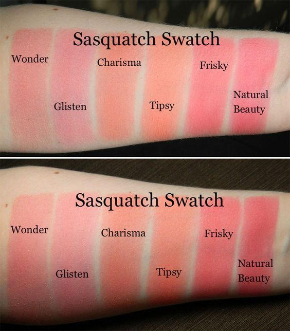 Tarte Amazonian Clay Blush Natural Beauty Dupe