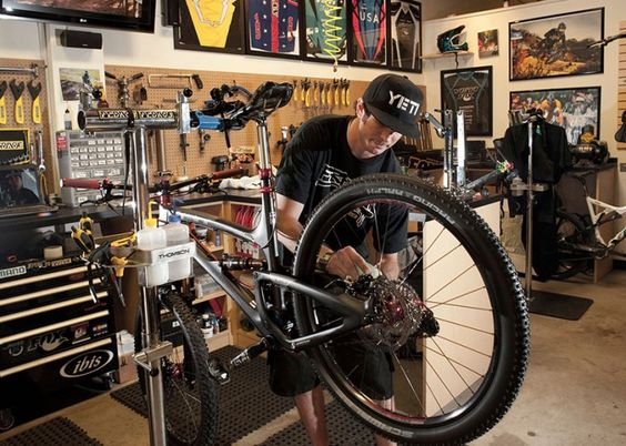 Yeti Dealer - Fresh Bike Service