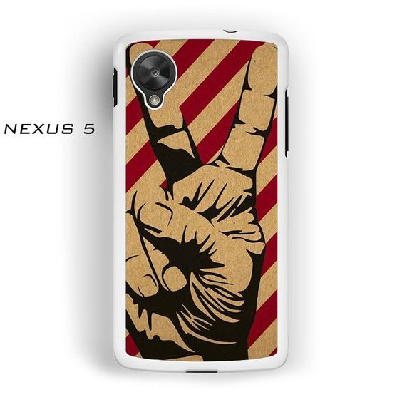 Peace retro for Nexus 4/Nexus 5 phonecases
