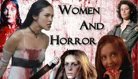 The Monstrous Feminine: Women and Horror, Part 1 by Angie Barry