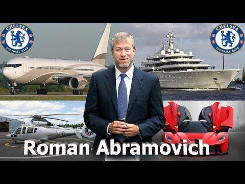 Roman Abramovich Net Worth House Car Jet Yacht Island