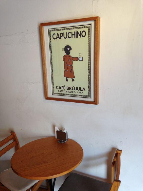 CAFE OAXACA, MEXICO
