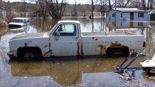 #Flooding #Ontario, forced #evacuation
