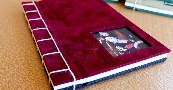 Libello: Rilegatura giapponese / Japanese binding