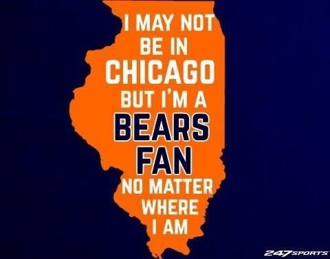 Pin By Cassandra D On Bear Down Chitown Chicago Bears Quotes Chicago Bears Chicago Bears Wallpaper