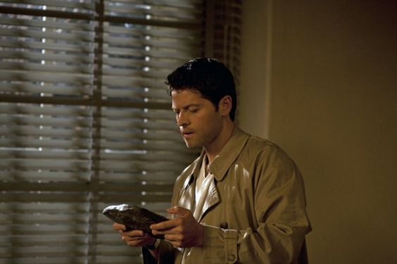 Supernatural, Reading is Fundamental Names: Misha Collins