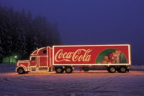 Pin On Coke Stuff And Coke Truck S