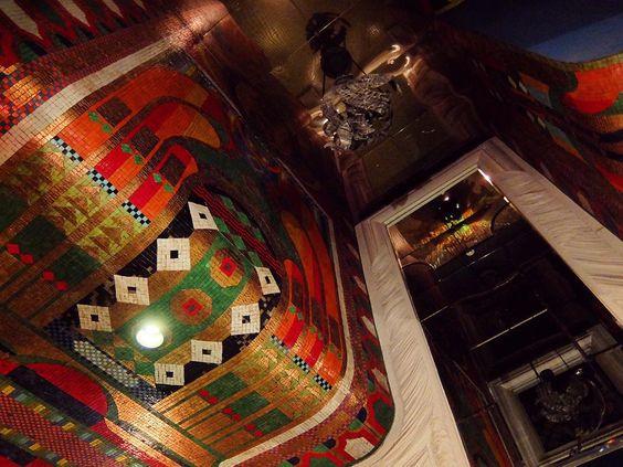 #梵寿綱 #ikebukuro #tokyo #japan #japanese #architecture #平喜屋 #vonjourcaux (by doraebon)