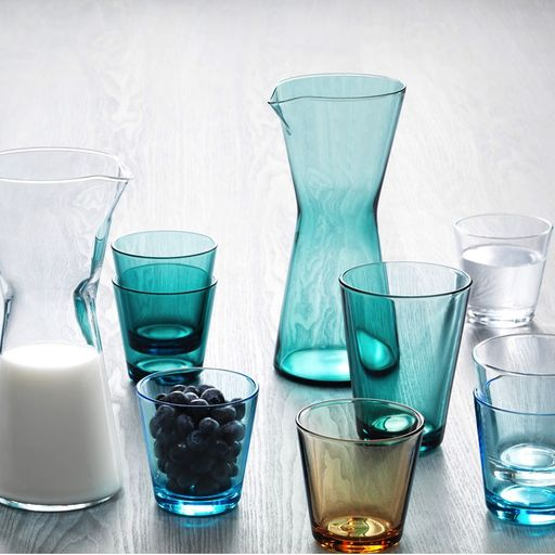 Kartio Tumblers Set 2 by Iittala | In Collaboration with Lekker Home