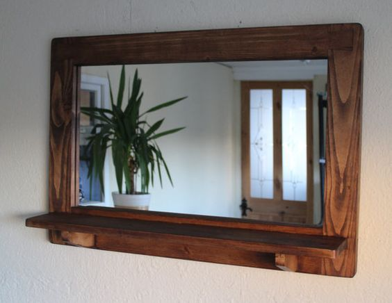 Pinterest the world s catalog of ideas for Unique mirror frames