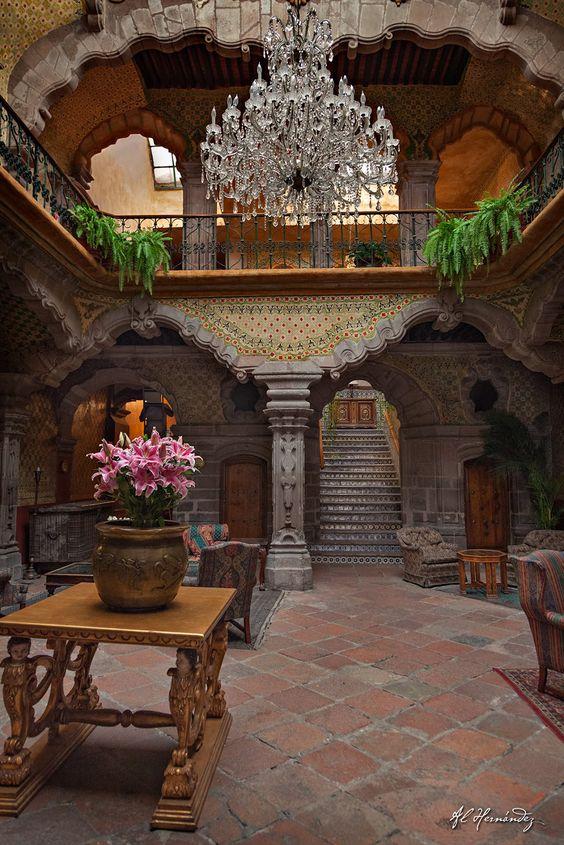 Achieve Spanish Style Room By Room Beautiful San