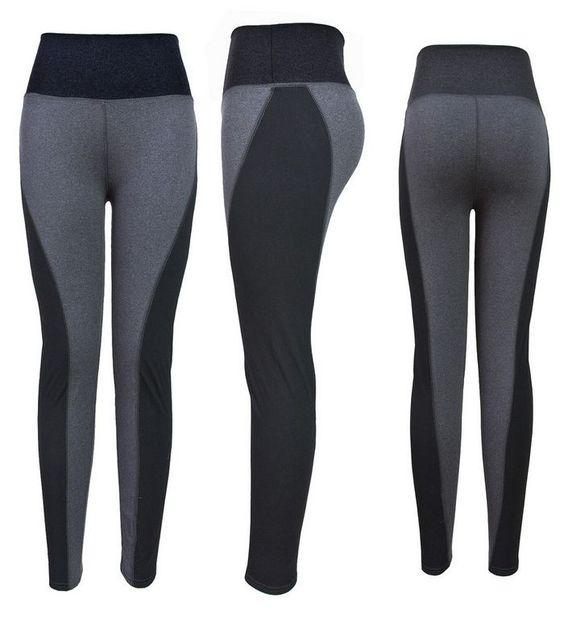 Yoga Pants Sport Workout Leggings