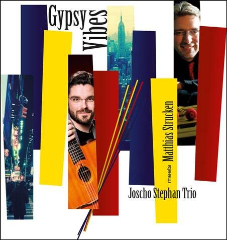 soultrainonline.de - REVIEW: Joscho Stephan Trio meets Matthias Strucken – Gypsy Vibes (MGL Musikproduktion/Timezone Records)!