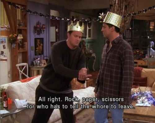 The 33 Best Chandler Bing One Liners Friends Forever Pinterest